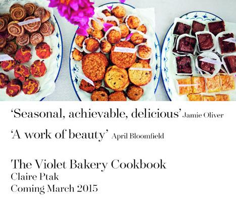 Violet Bakery Cookbook
